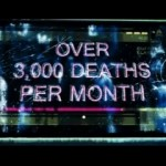 More than 3,000 deaths per month!